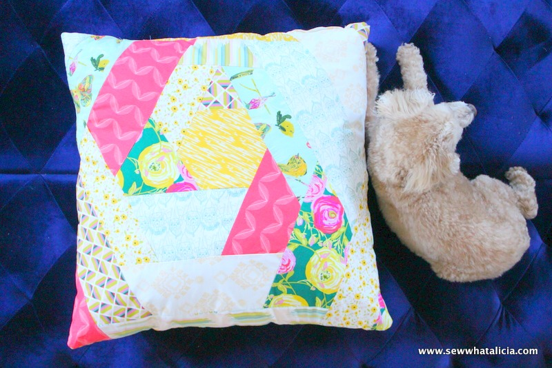 Giant Floor Pillow Tutorial - Sew What, Alicia?